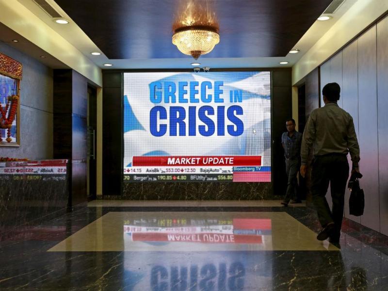 Bancos fecham na Grécia - dia 1 (Reuters)