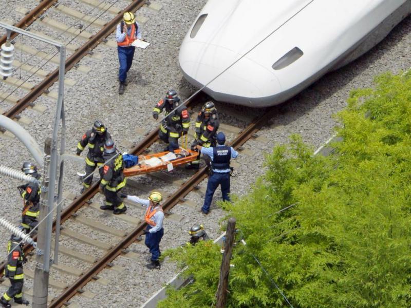 Passageiro imola-se dentro de comboio (Reuters)