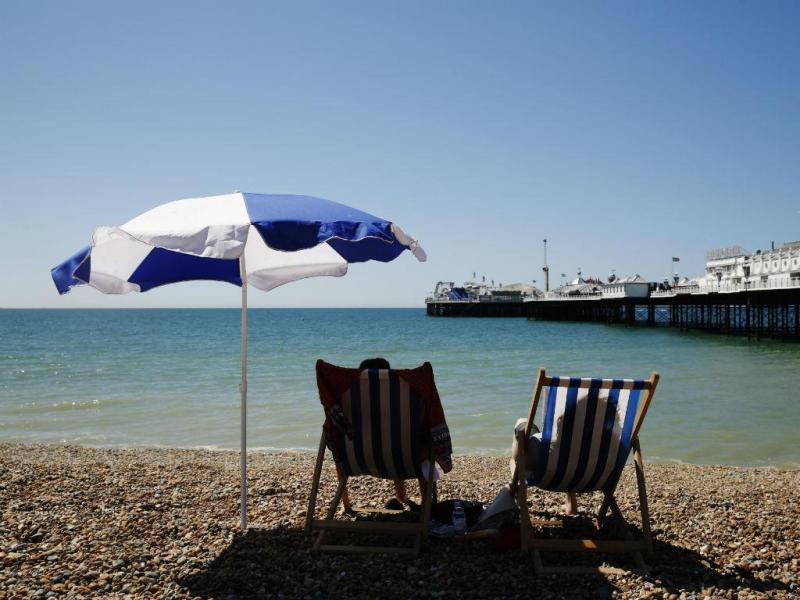 Mês de julho em Reino Unido bate o recorde do mais quente