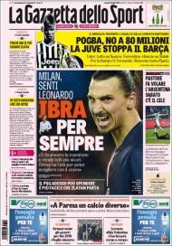 Jornais desportivos (2 de julho)