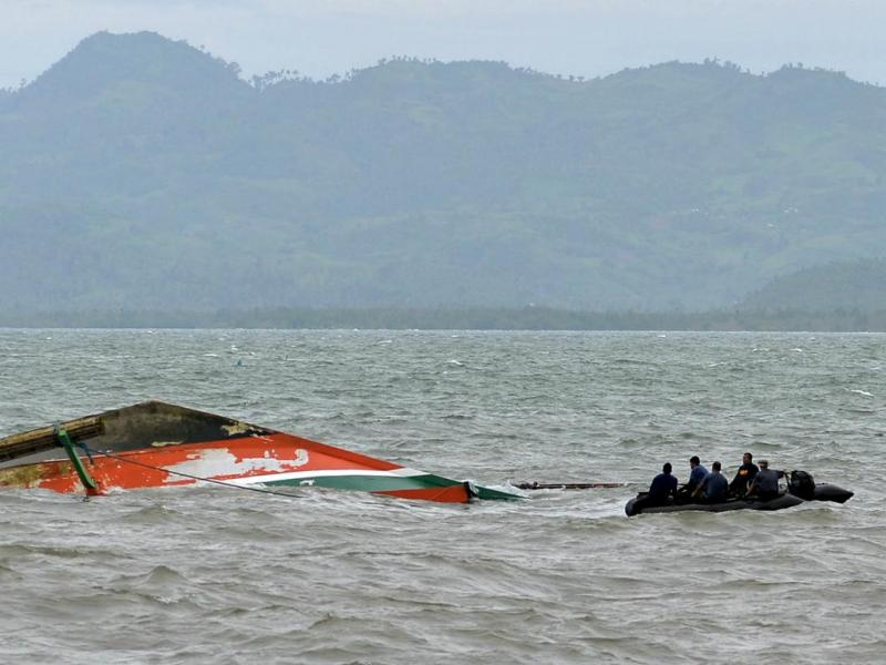 Naufrágio nas Filipinas (Reuters)