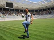 Ali Adnan apresentado como reforço da Udinese
