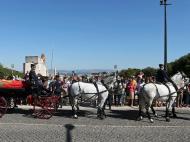 Trasladação de Eusébio para o Panteão Nacional (LUSA)
