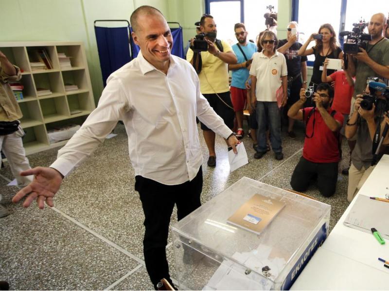 Referendo na Grécia [Reuters]