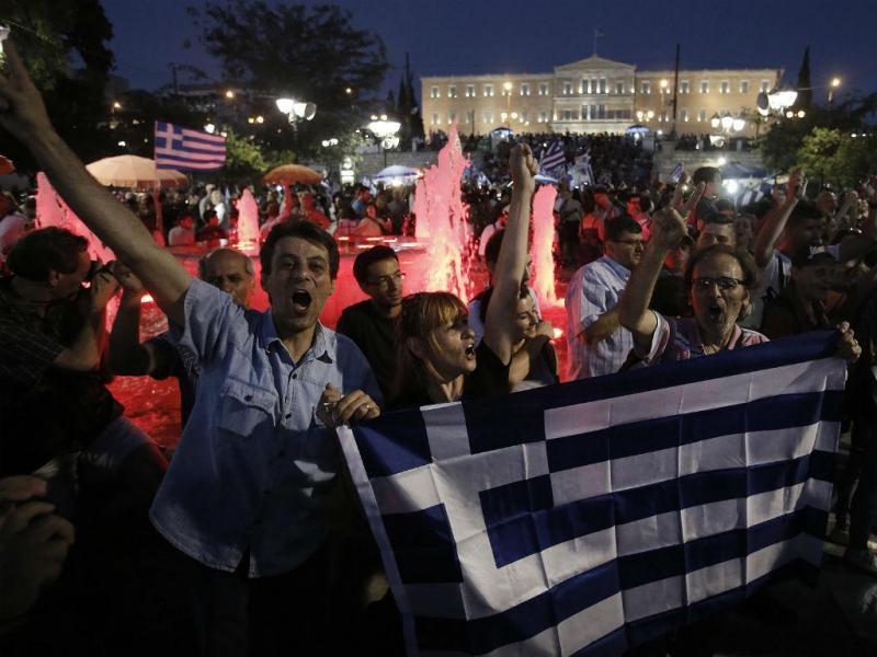 Não vence referendo na Grécia (Lusa)