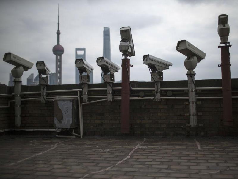 Videovigilância (Reuters)