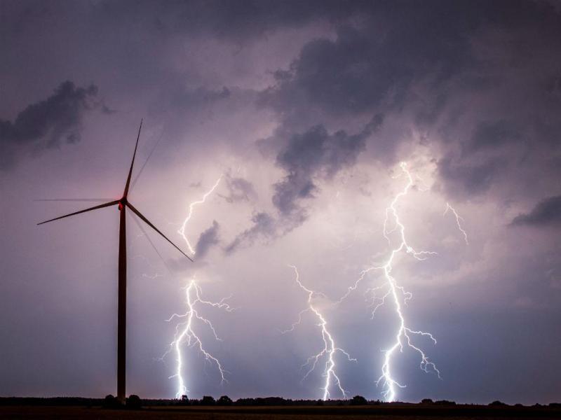 Tempestade (Lusa/EPA)