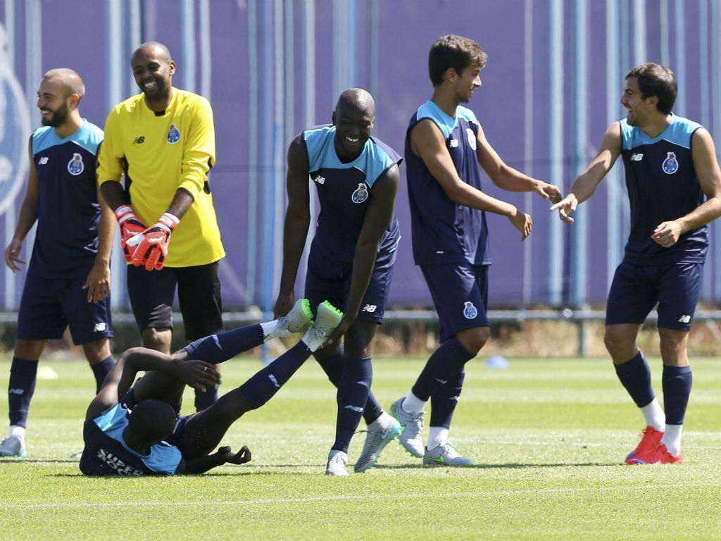 FC Porto: primeiro dia da época 2015/16