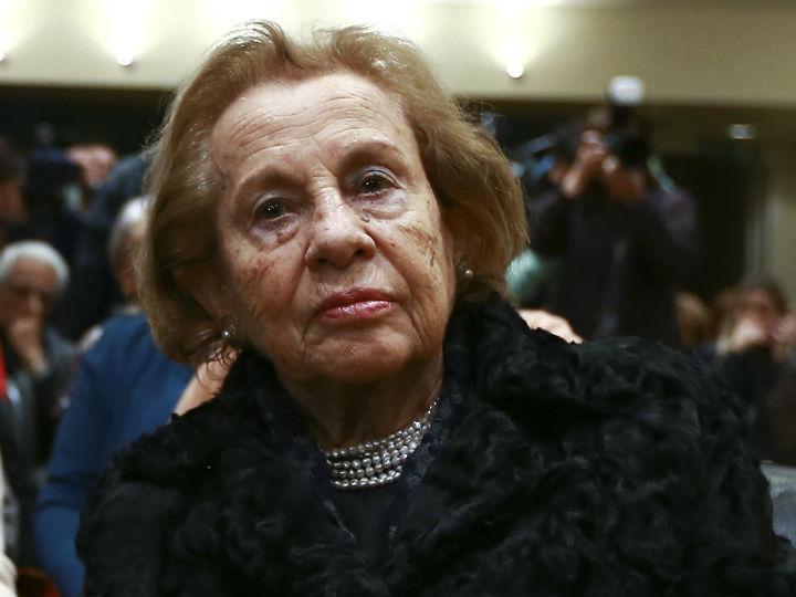 Maria Barroso (Lusa)
