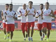 Benfica: 29 jogadores à disposição de Rui Vitória