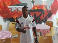 Murillo (instagram do Benfica)