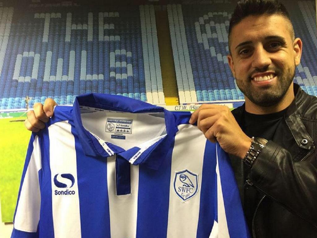 Marco Matias (foto: Sheffield Wednesday)