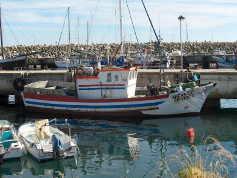 Embarcação de pesca ARCANZIL