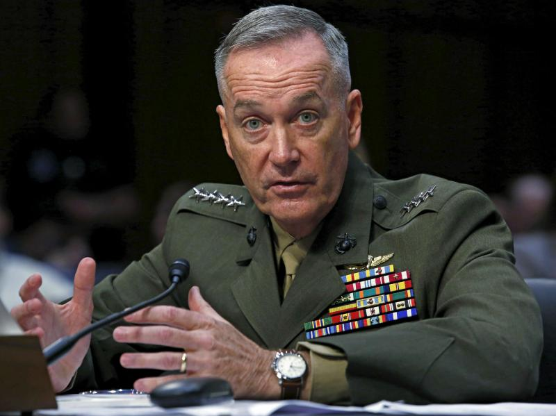 General Joseph Dunford (Yuri Gripas/Reuters)