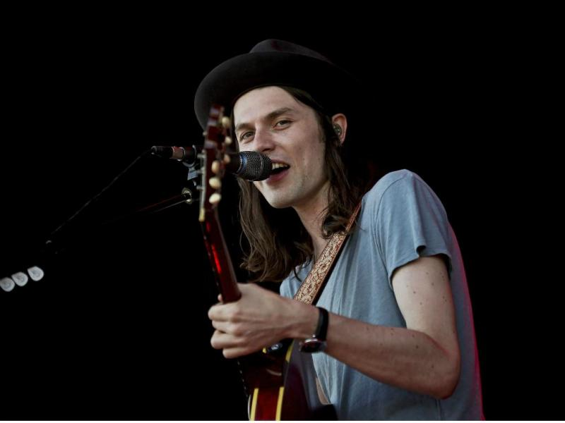 James Bay [Lusa]