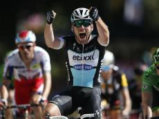 FOTO: o sprinter Mark Cavendish subiu o Evereste sem sair de casa