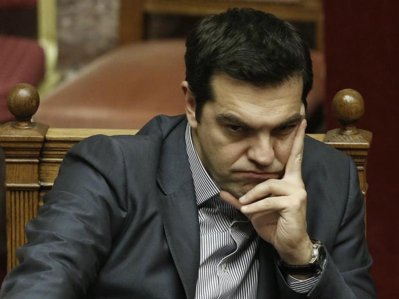 Alexis Tsipras [Lusa]