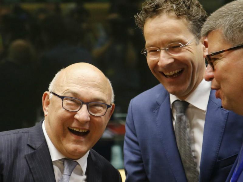 Reunião do Eurogrupo - 11 de junho [Lusa]