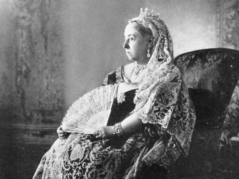 Rainha Vitória de Inglaterra (Reprodução/Wikipédia)