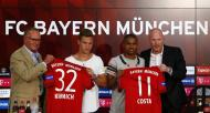 Bayern Munique apresenta Kimmich e Douglas Costa (Reuters)
