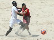 Portugal perde com o Senegal (Lusa)