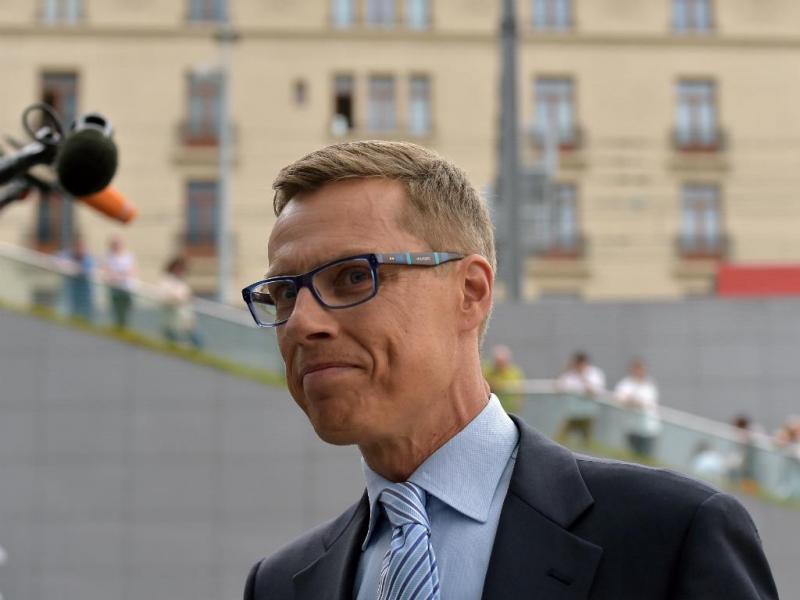 Alexander Stubb (Reuters)