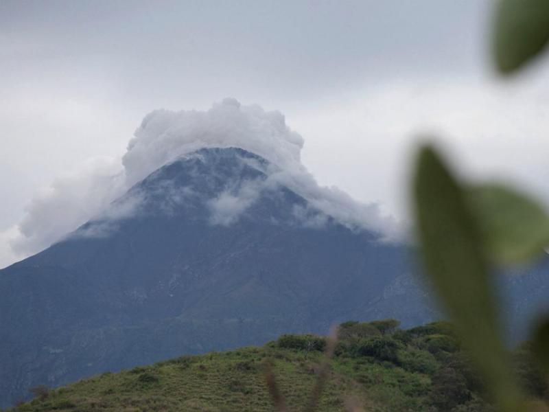Vulcão de Fogo, México [Reuters]
