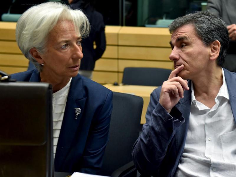 Reunião do Eurogrupo em Bruxelas [Reuters]