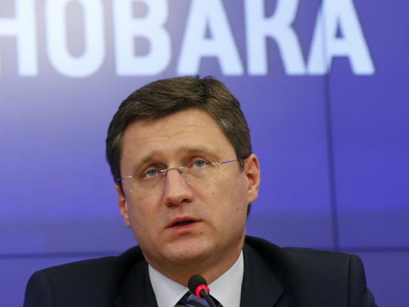 Alexander Novak [Reuters]