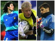 PreudHomme, Schmeichel e Casillas