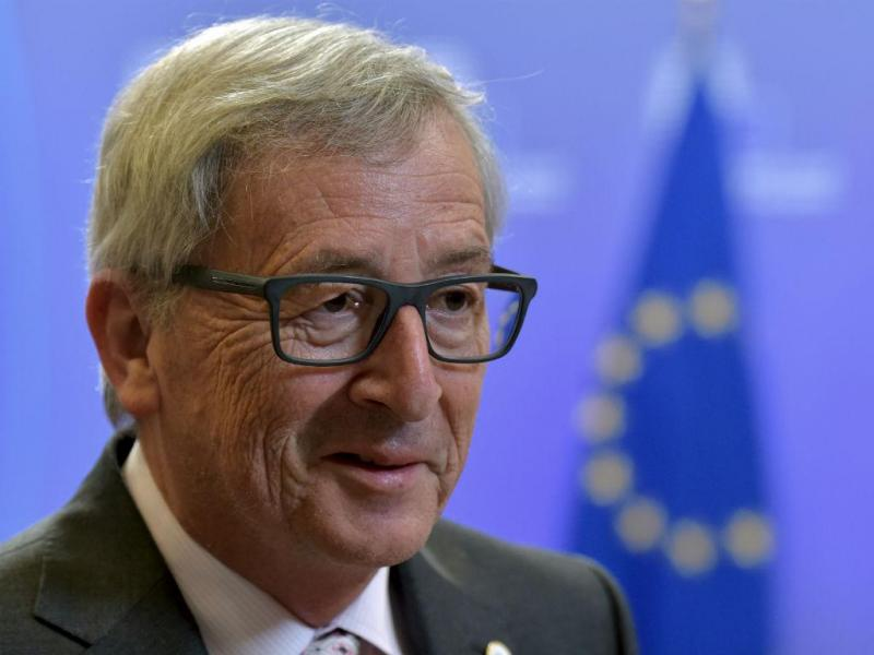 Jean-Claude Juncker [Reuters]