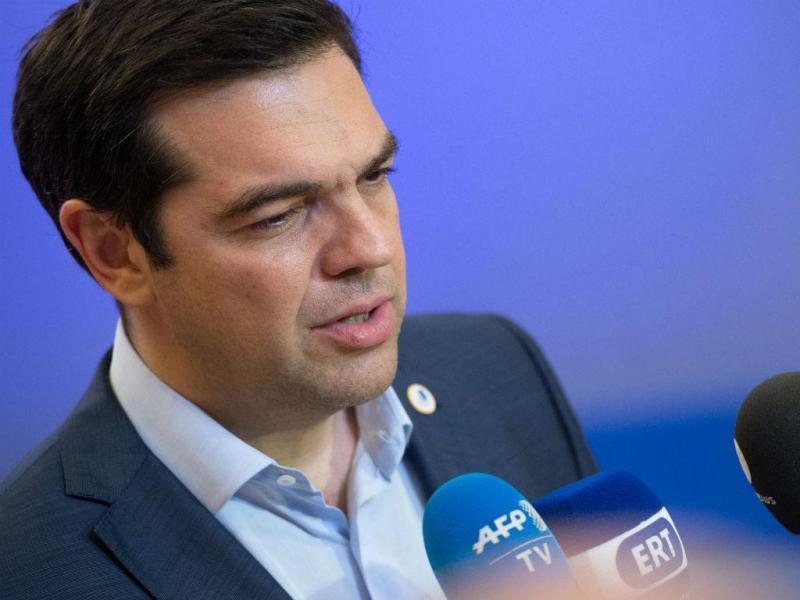 Alexis Tsipras [EPA]