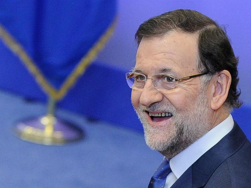 Mariano Rajoy [EPA]