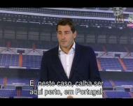 Despedida de Iker Casillas do Real Madrid