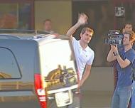 Casillas recebido em euforia no aeroporto Francisco Sá Carneiro