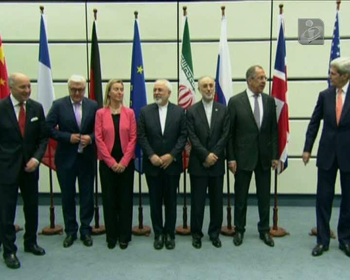 Nuclear: acordo após 20 meses de intensas negociações