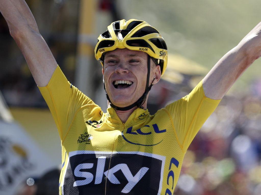 Chris Froome (Reuters)