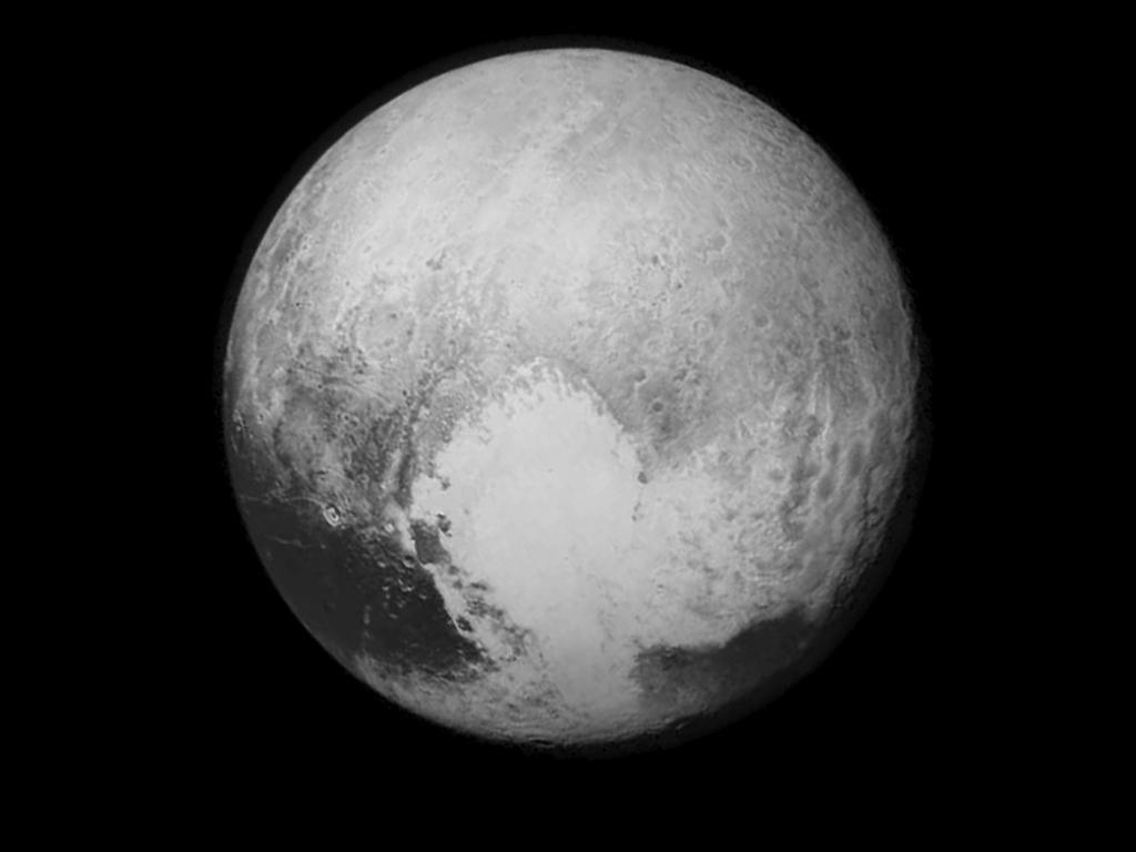 Plutão [Reuters]