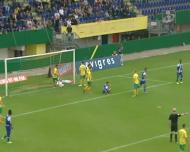 Veja os golos do Fortuna Sittard-FC Porto