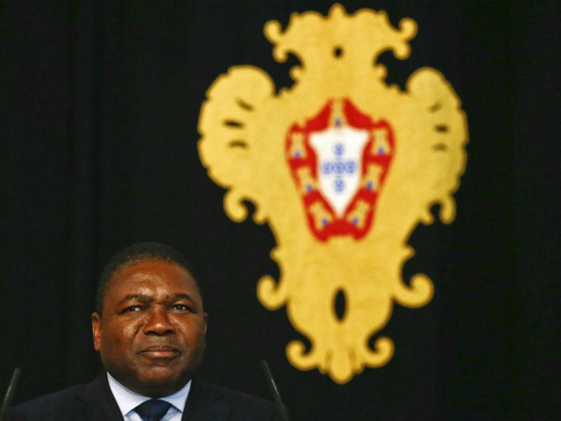 Presidente de Moçambique (LUSA)