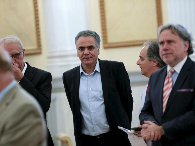 Grécia: tomada de posse dos nvos ministros