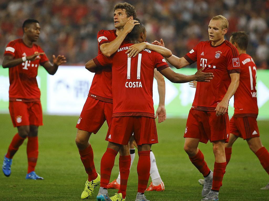 Bayern-Valência (Reuters)