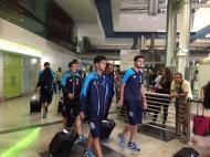 FC Porto regressou à Invicta depois do estágio na Holanda (foto FC Porto)