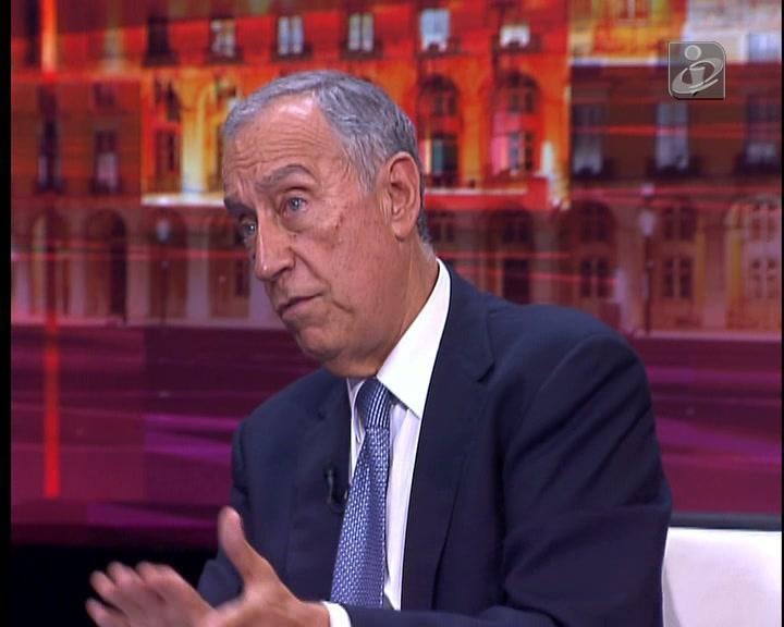 Marcelo Rebelo de Sousa analisa os dados da 10ª Comissão Parlamentar ao caso Camarate