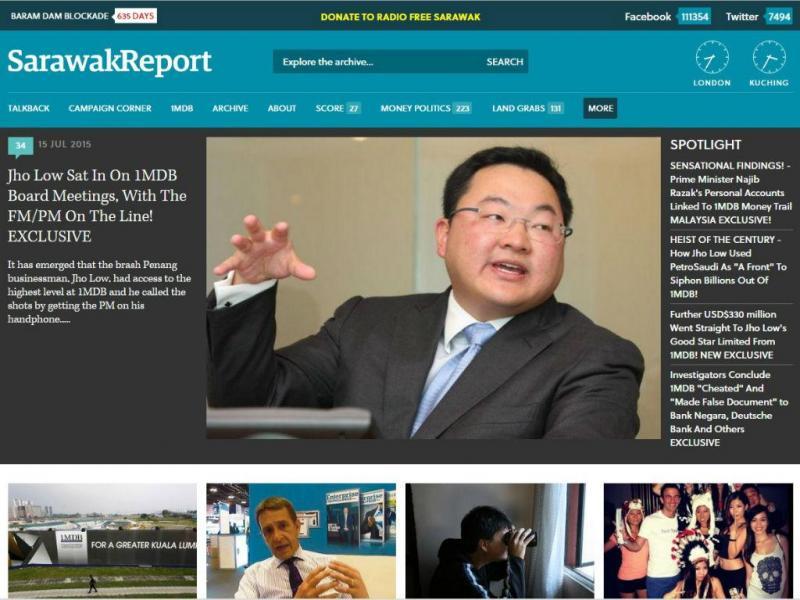 Sarawak Report