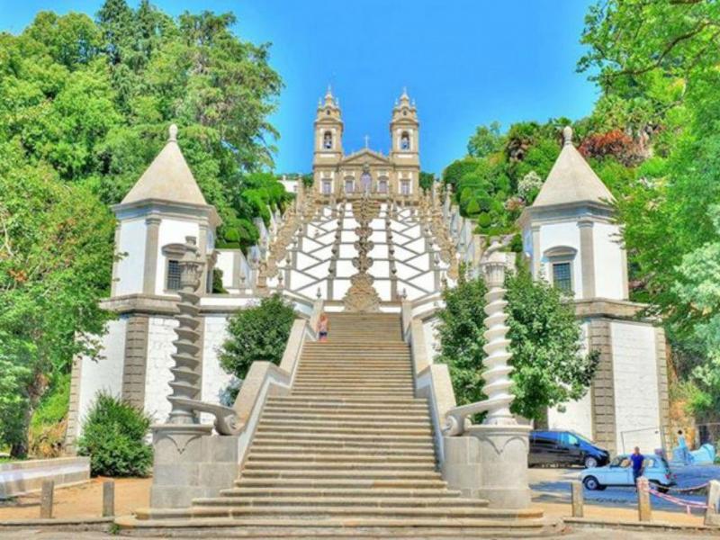 Bom Jesus de Braga candidato a Património da Humanidade [Fonte: Facebook]