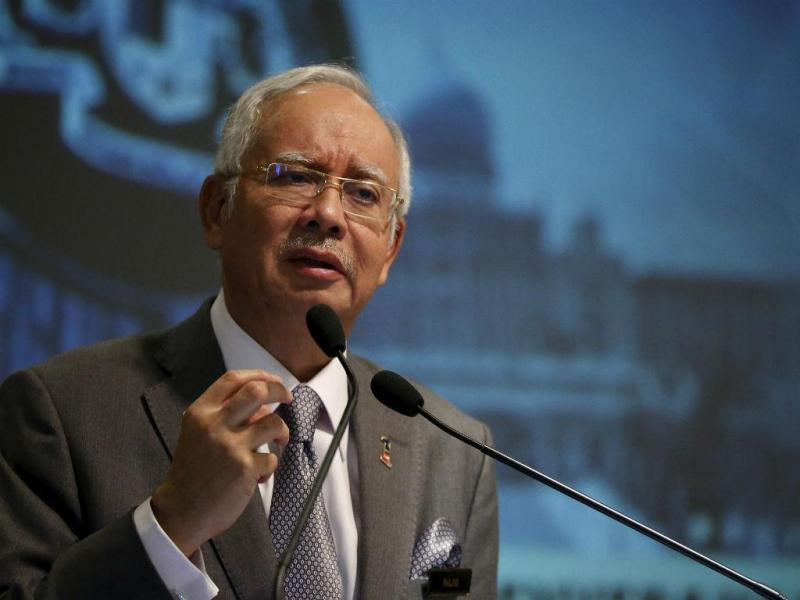 Primeiro-ministro malaio, Najib Razak (Reuters)