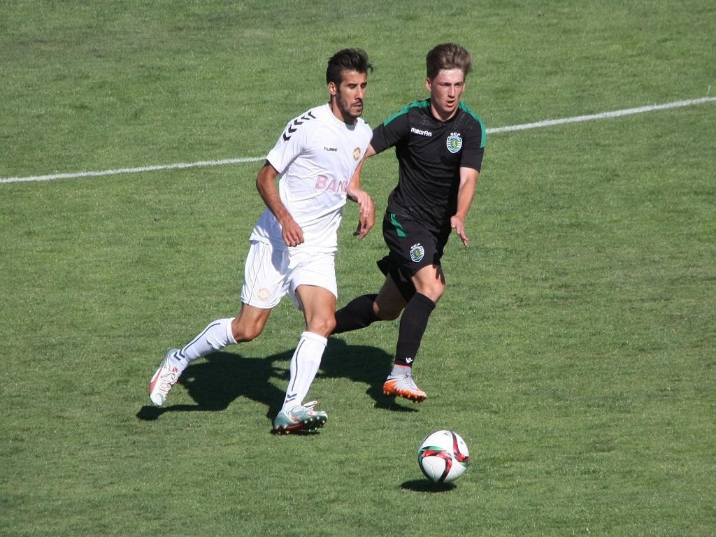 Nacional da Madeira perde com o Sporting B (foto Nacional)