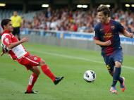 Grimaldo (Foto: site oficial do FC Barcelona)