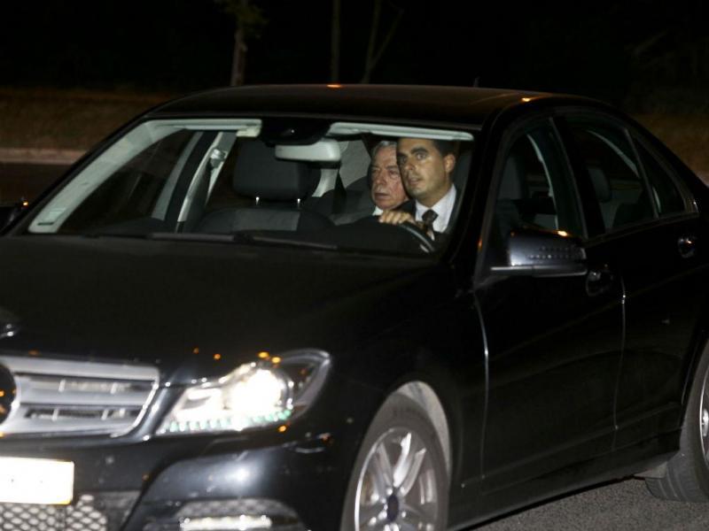 Ricardo Salgado fica em prisão domiciliária (MIGUEL A. LOPES/LUSA)